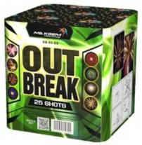 """Sb25-03 СУ 25 постр 30мм 7"""" (Out Break)"""
