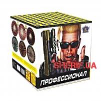 Салютная установка Профессионал 25 зар.